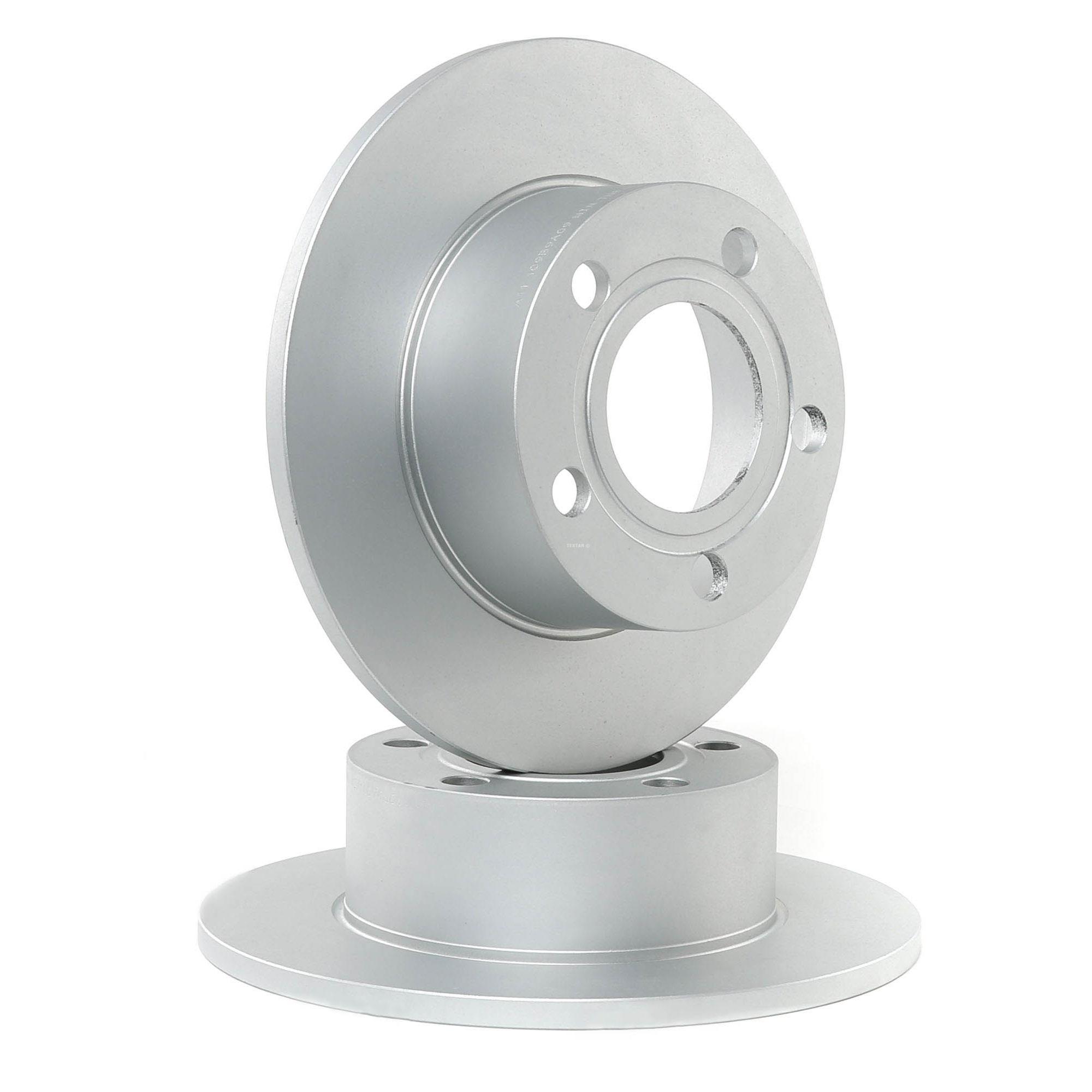 Scheibenbremsen TEXTAR 92057503 Bewertung
