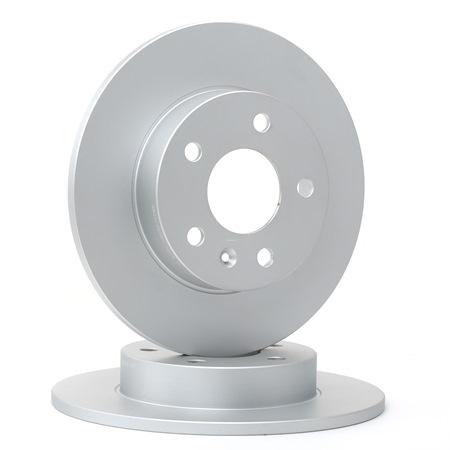 Bremsscheibe Bremsscheibendicke: 10,0mm, Ø: 264mm mit OEM-Nummer 91 177 72