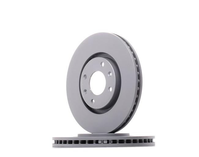 Bremsscheibe Bremsscheibendicke: 26mm, Ø: 283mm mit OEM-Nummer 4249,17