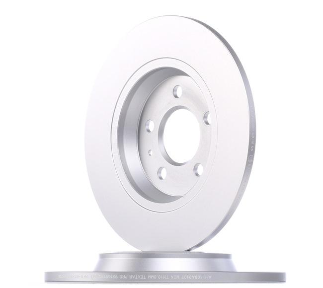 Bremsscheibe Bremsscheibendicke: 12,0mm, Ø: 300mm mit OEM-Nummer 08A75910