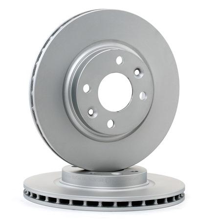 Brake Disc 92255203 Clio 4 (BH_) 1.5 dCi (BHMW) MY 2021