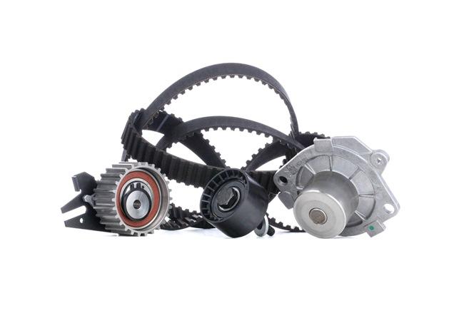 Timing belt kit and water pump FEBI BILSTEIN 7695586 Teeth Quant.: 190, with water pump