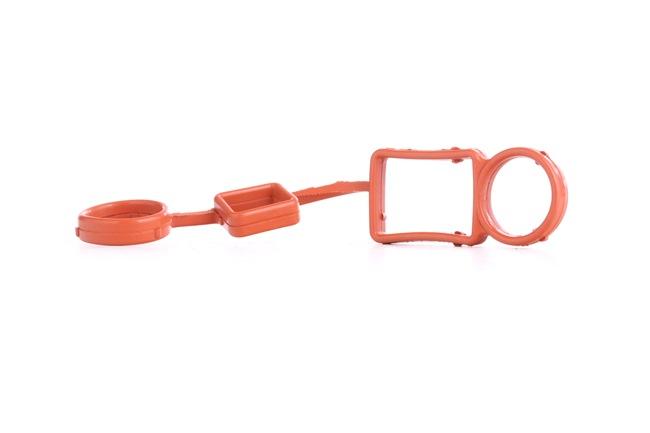 Crankcase vent valve FEBI BILSTEIN 7695881 Front
