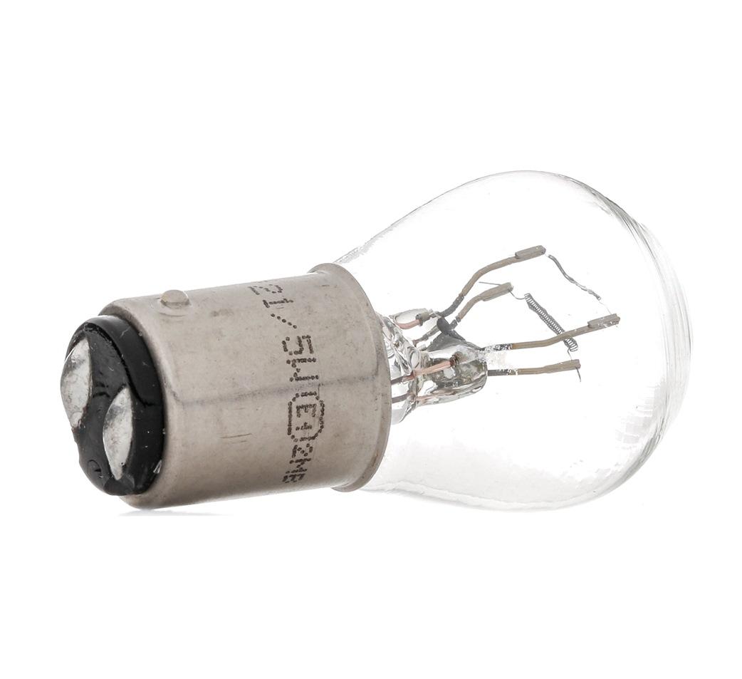 Bulb, stop light MAGNETI MARELLI P215W12V rating