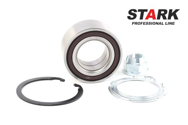 Radlagersatz SKWB-0180147 MEGANE 3 Coupe (DZ0/1) 2.0 R.S. Bj 2017