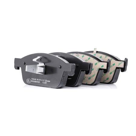 OEM Brake Pad Set, disc brake BREMBO D16688896 for FORD