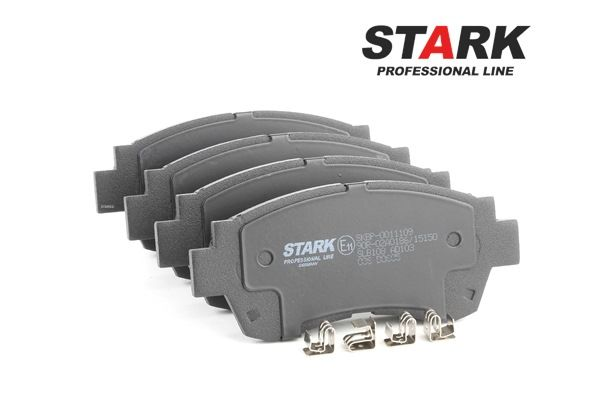 STARK SKBP0011109 Brake pad set disc brake