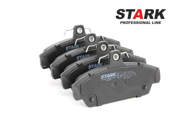 Brake Pad Set, disc brake Article № SKBP-0011135 £ 150,00