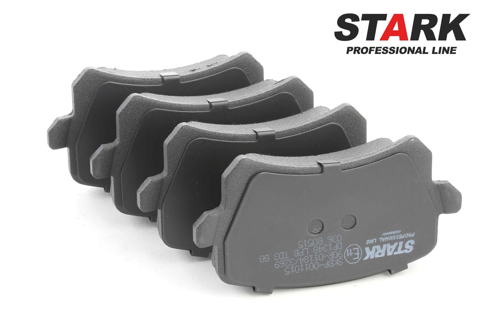 Bremsbelagsatz STARK SKBP-0011015 Bewertung