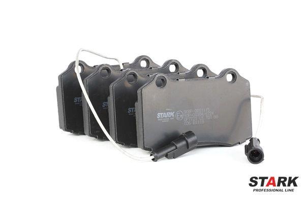 Bremsbelagsatz, Scheibenbremse Höhe 1: 69,3mm, Dicke/Stärke 1: 17,8mm mit OEM-Nummer 5892740