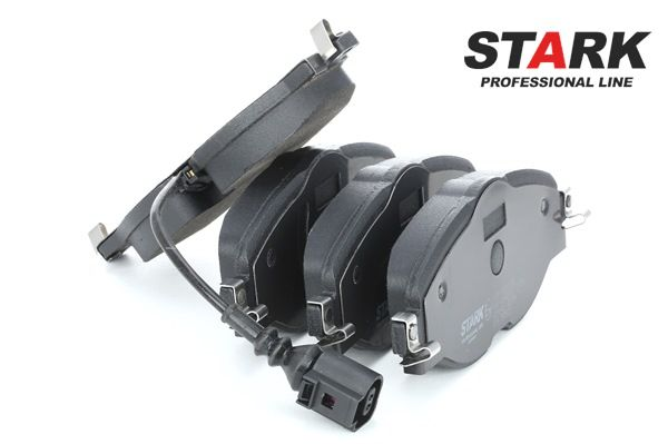 Kit de plaquettes de frein, frein à disque Largeur 1: 160,1mm, Hauteur 1: 64,6mm, Épaisseur 1: 19,9mm avec OEM numéro 5Q0698151B