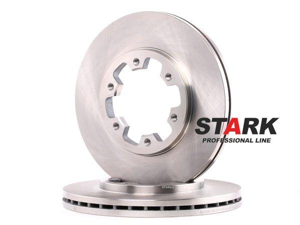 STARK Vorderachse, belüftet SKBD0020261