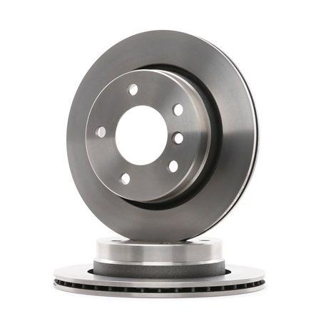 Bremsscheibe Bremsscheibendicke: 19mm, Felge: 5-loch, Ø: 276mm mit OEM-Nummer 3421 1162 315
