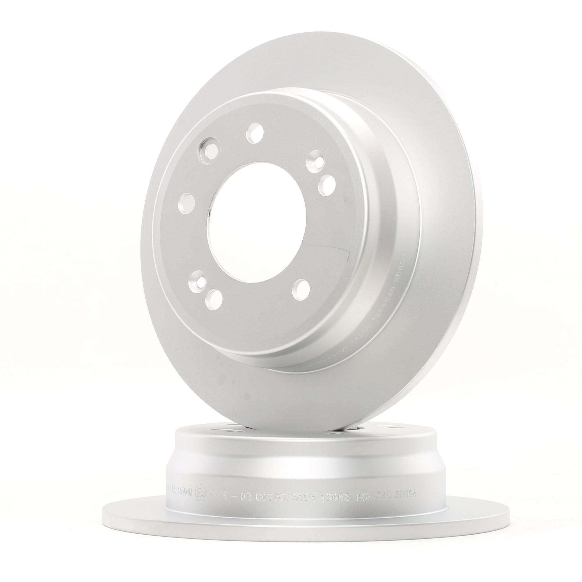 Brake Rotors A.B.S. 17910 rating