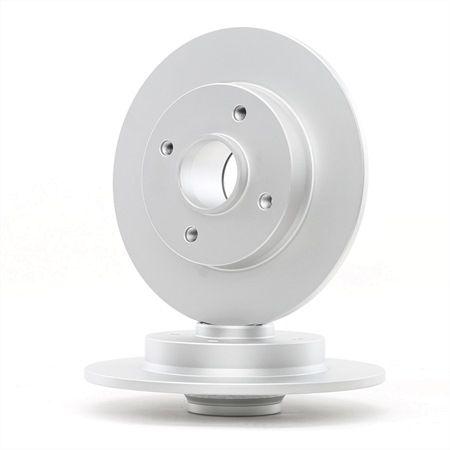 Bremsscheibe Bremsscheibendicke: 9mm, Felge: 4-loch, Ø: 249mm mit OEM-Nummer 4249,65