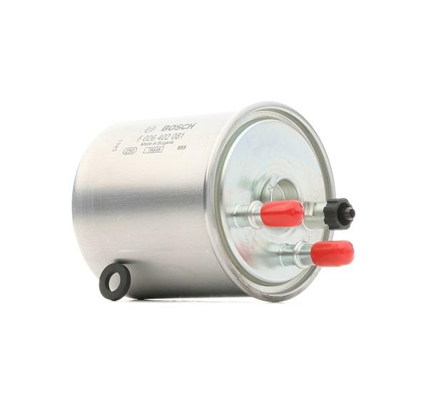 OEM Kraftstofffilter BOSCH N2081 für RENAULT