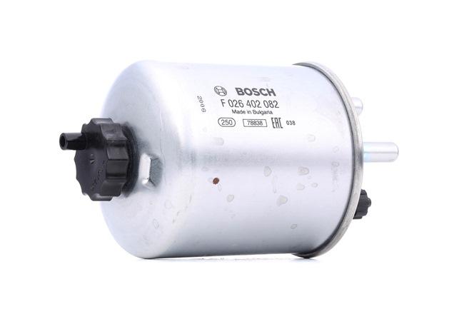 Kraftstofffilter Höhe: 158mm mit OEM-Nummer 16 40 039 78R