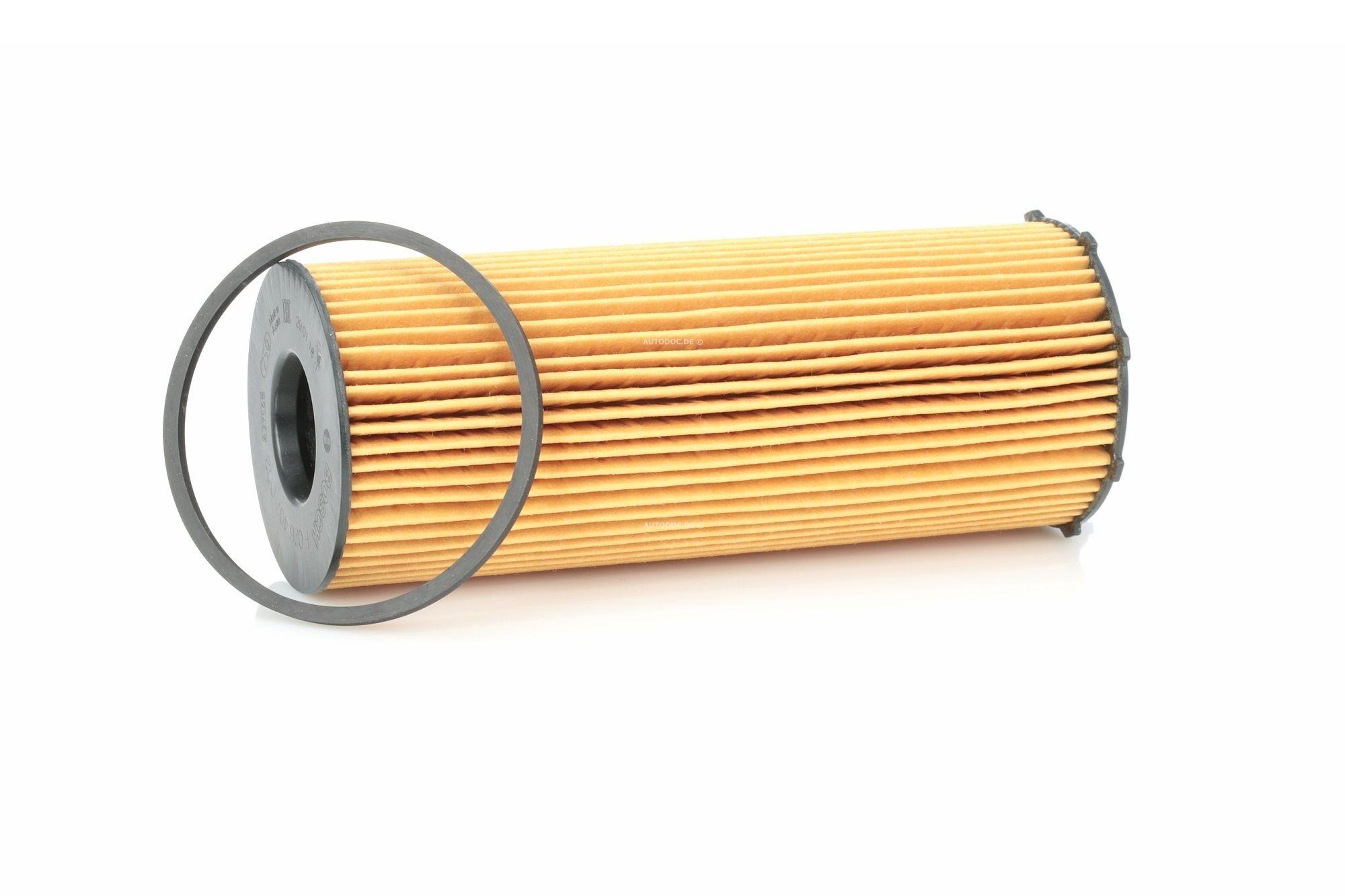 Engine oil filter BOSCH F 026 407 002 rating