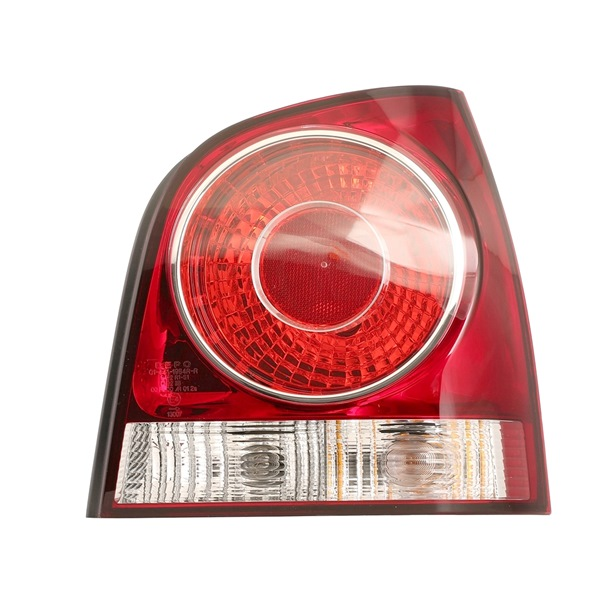 Rear lights ALKAR 7719385 Right, with lamp base, P21W, PY21W, R5W