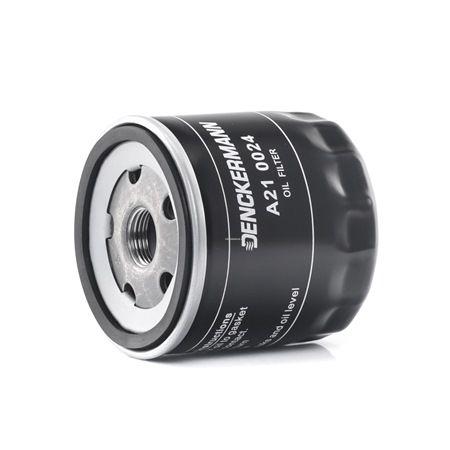 Filtre à huile Diamètre intérieur 2: 72mm, Diamètre intérieur 2: 63mm, Hauteur: 78mm avec OEM numéro 4434791