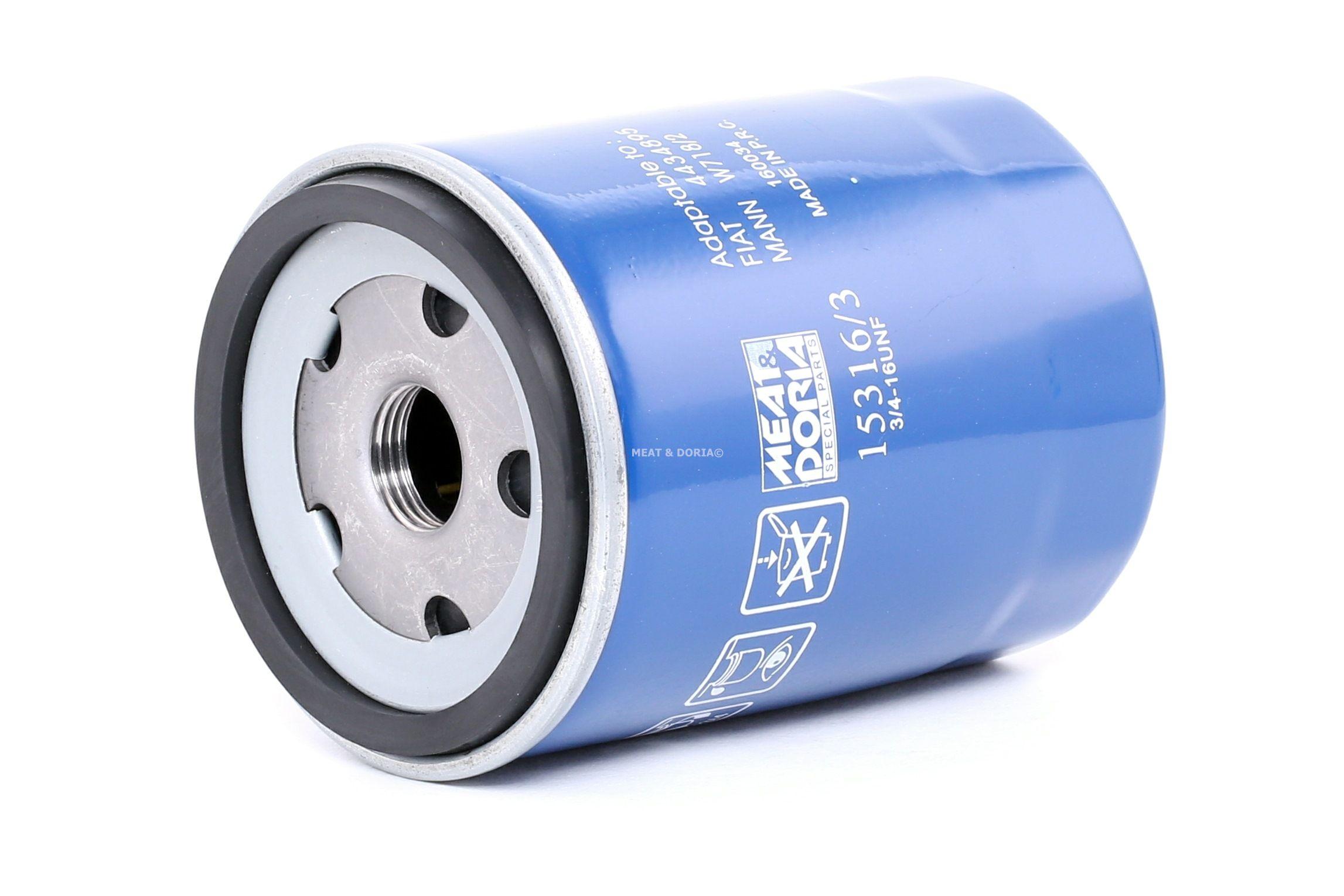 Filter MEAT & DORIA 15316/3 Bewertung