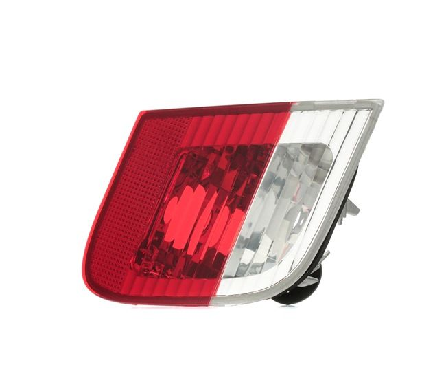Rear lights ABAKUS 7760546 Left, without bulb, without lamp base, Inner Section, P21W
