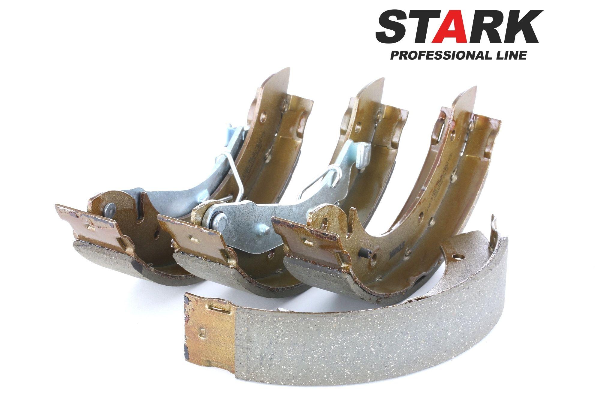 Juego de zapatas de freno y zapatas de freno traseras STARK SKBS-0450035