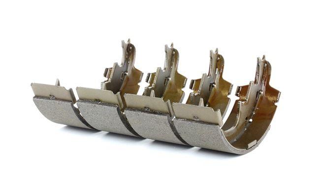 STARK Kit freni a tamburo JEEP Assale posteriore, Ø: 228,6mm, senza leva