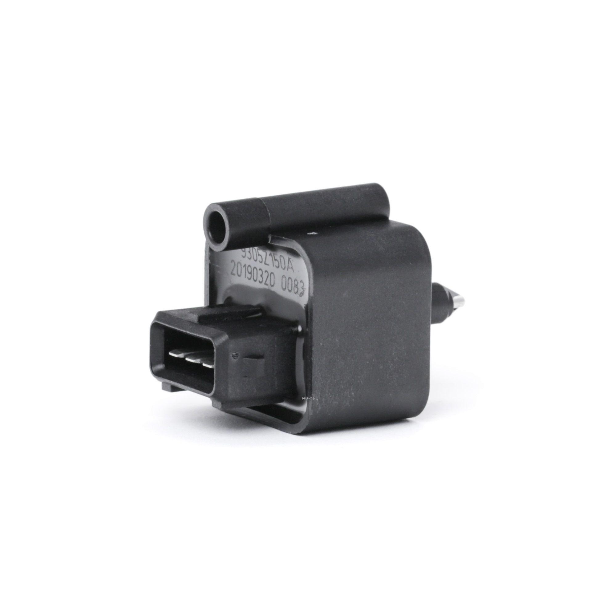 Sensor, temperatura del refrigerante DELPHI 9305-150A evaluación