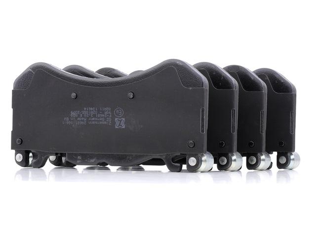 Brake Pad Set, disc brake 24681.166.1 E-Class Saloon (W212) E 63 AMG 5.5 4-matic (212.092) MY 2014