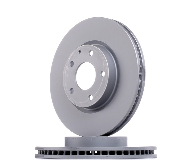 Brake discs and rotors ZIMMERMANN 7789572 Internally Vented, Coated