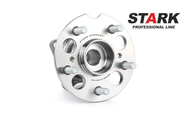 Wheel Bearing Kit SKWB-0180143 RAV 4 II (CLA2_, XA2_, ZCA2_, ACA2_) 2.4 4WD MY 2004