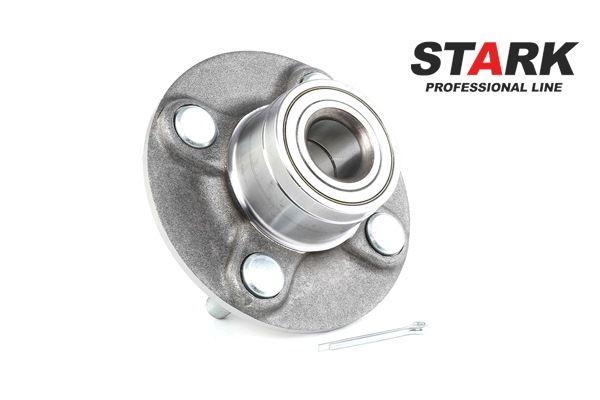 STARK Hinterachse beidseitig, Radlager in Radnabe integriert SKWB0180203