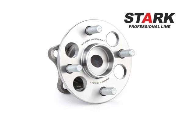 Wheel hub STARK 7790726 Rear Axle, Wheel Bearing integrated into wheel hub