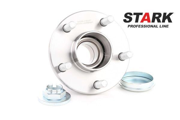 Rodamiento de rueda STARK 7790750 eje trasero ambos lados, con sensor ABS incorporado