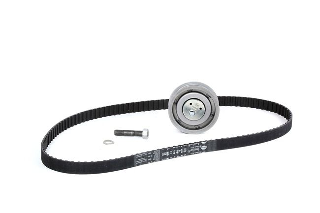 Kfz Riemen und Ketten: GATES K015016 Zahnriemensatz FleetRunner™ Micro-V® Stretch Fit®