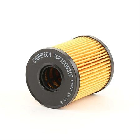 Filtro olio Ø: 65mm, Diametro interno: 24mm, Diametro interno 2: 48mm, Alt.: 84mm, Altezza 1: 78mm con OEM Numero 95516104