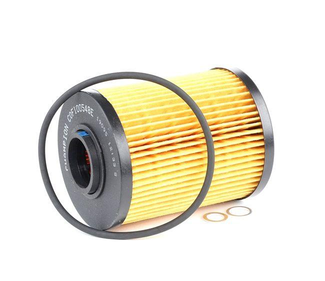 OEM CHAMPION COF100548E BMW X5 Oil filter