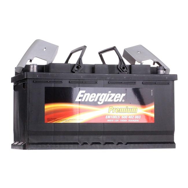 OEM Starterbatterie ENERGIZER EM100L5 für IVECO