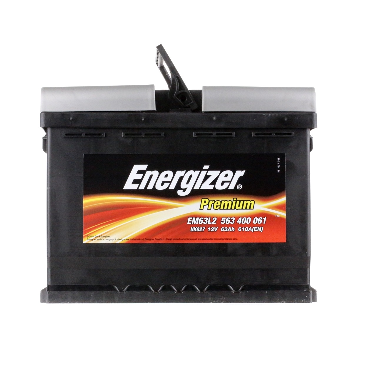 Akku ENERGIZER 027 Bewertung