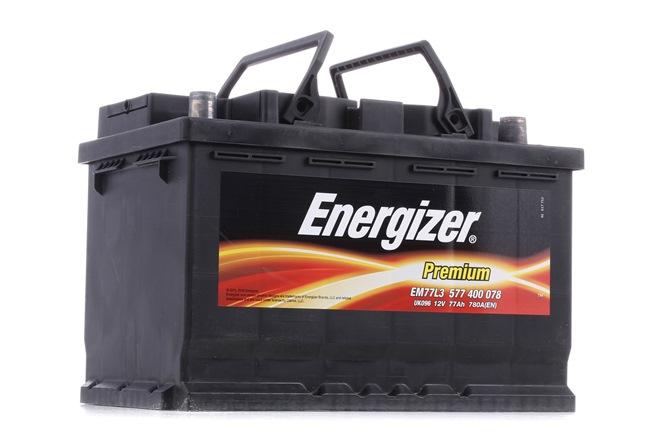 OEM Starterbatterie ENERGIZER EM77L3 für IVECO