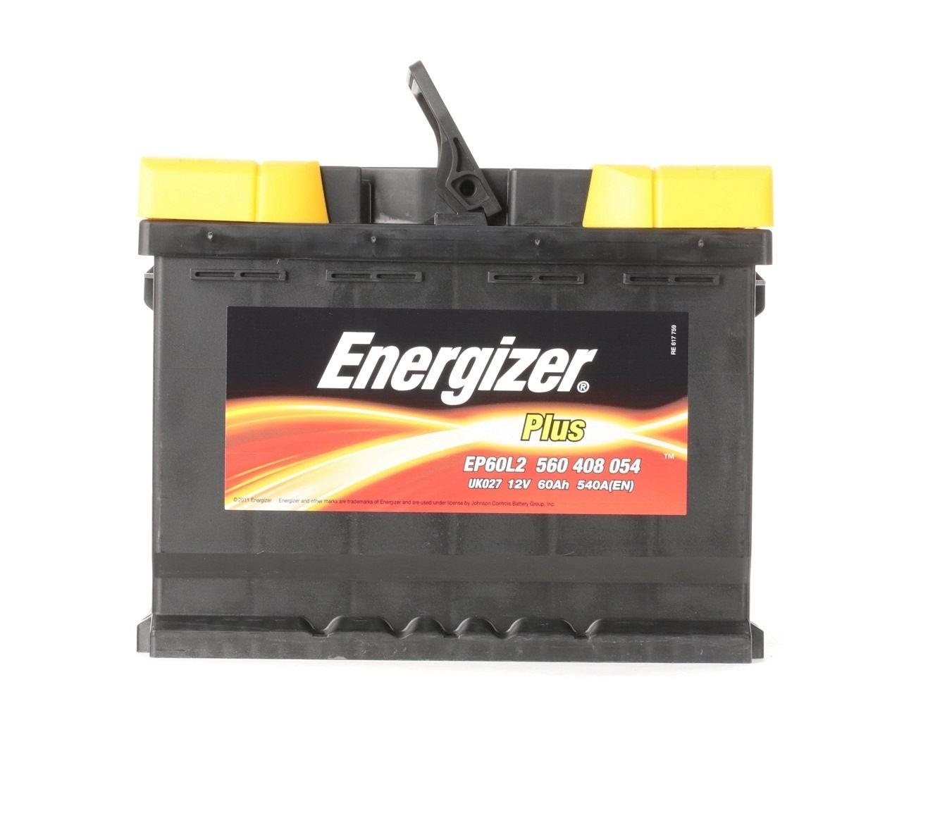 Batterie ENERGIZER 027 Bewertung