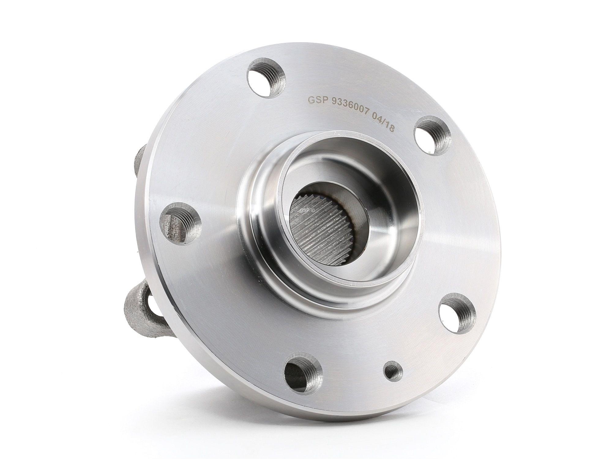 Radlager & Radlagersatz GSP 9336007 Bewertung