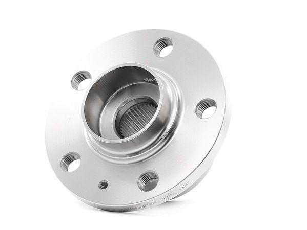 Radlagersatz Ø: 126,7mm, Innendurchmesser: 29mm mit OEM-Nummer 6Q0 407 621 BT