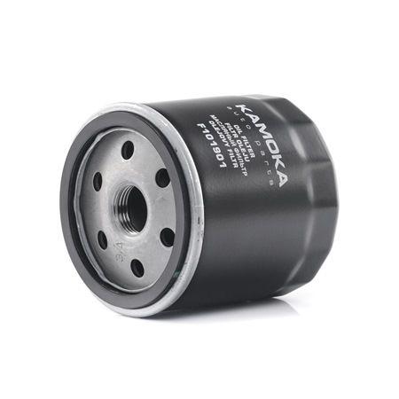 Filtre à huile Ø: 75mm, Hauteur: 90,5mm avec OEM numéro 4434791