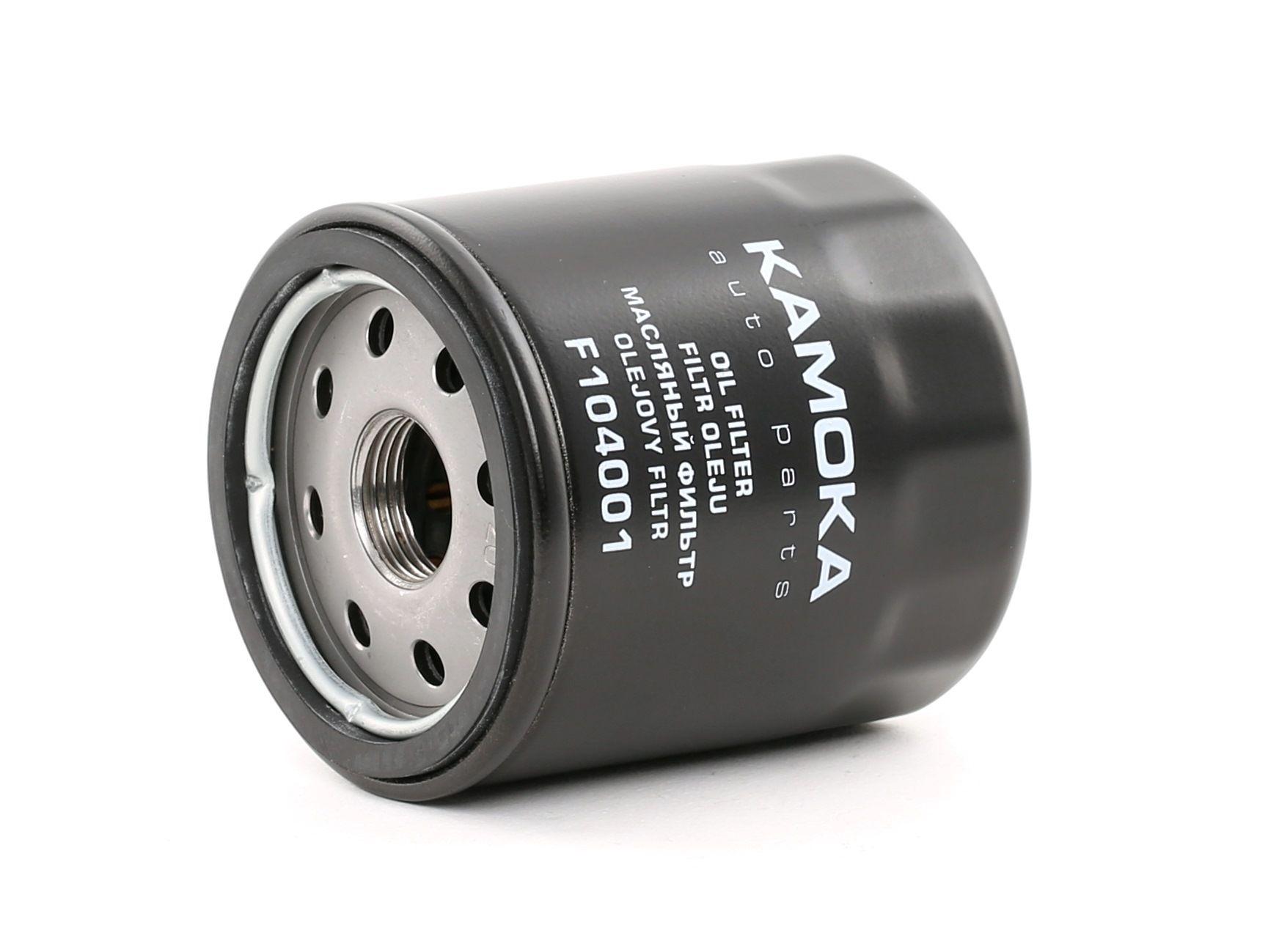 Wechselfilter KAMOKA F104001 Bewertung