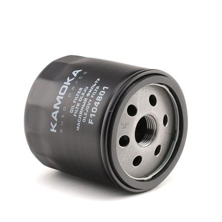 Filtre à huile Ø: 76,7mm, Hauteur: 76,3mm avec OEM numéro 20155370