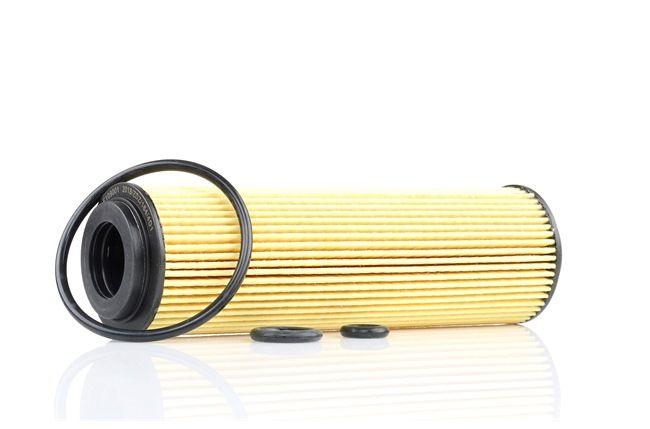 Ölfilter Ø: 46mm, Innendurchmesser 2: 21mm, Innendurchmesser 2: 21mm, Höhe: 158mm mit OEM-Nummer 271 180 0009