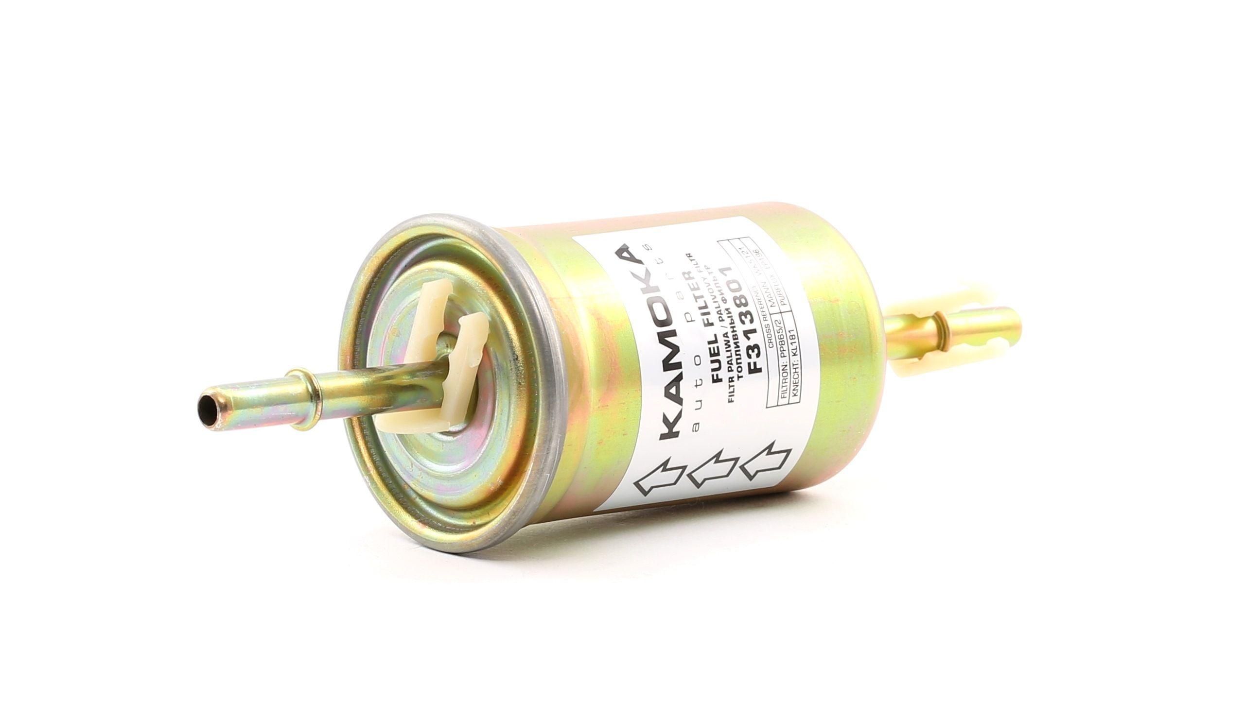 Filtro combustible KAMOKA F313801 evaluación