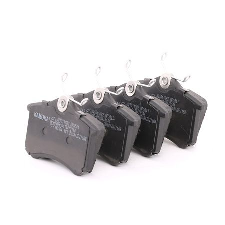Bremsbelagsatz, Scheibenbremse Breite: 86,8mm, Höhe: 52,9mm, Dicke/Stärke: 15,4mm mit OEM-Nummer 7701207484